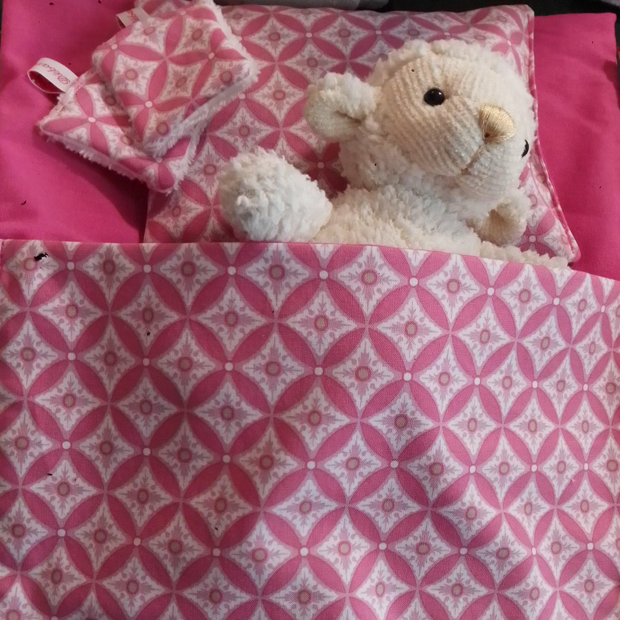 Petit lit doudou 415 Marraine la Fée